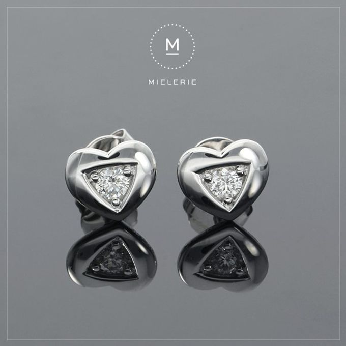 Earrings by MIELERIE - 010