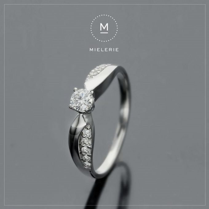 Fashion Ring by MIELERIE - 009