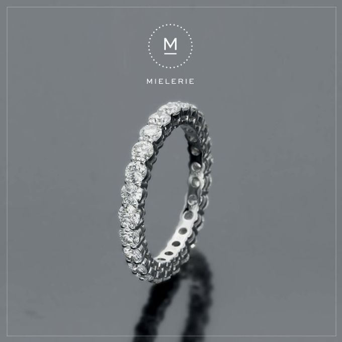 Fashion Ring by MIELERIE - 010