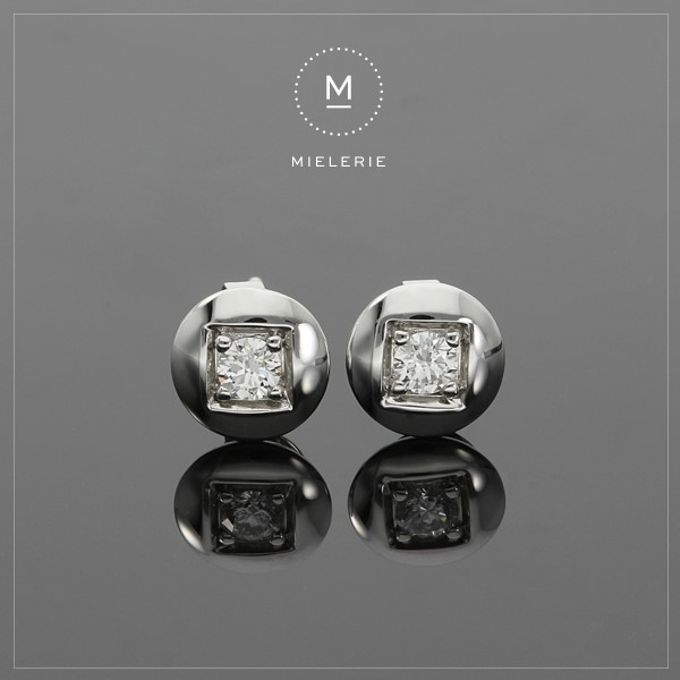 Earrings by MIELERIE - 012