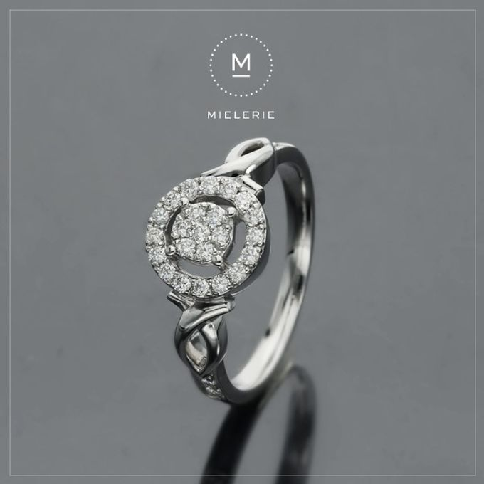 Fashion Ring by MIELERIE - 011
