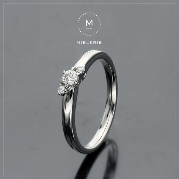 Fashion Ring by MIELERIE - 012
