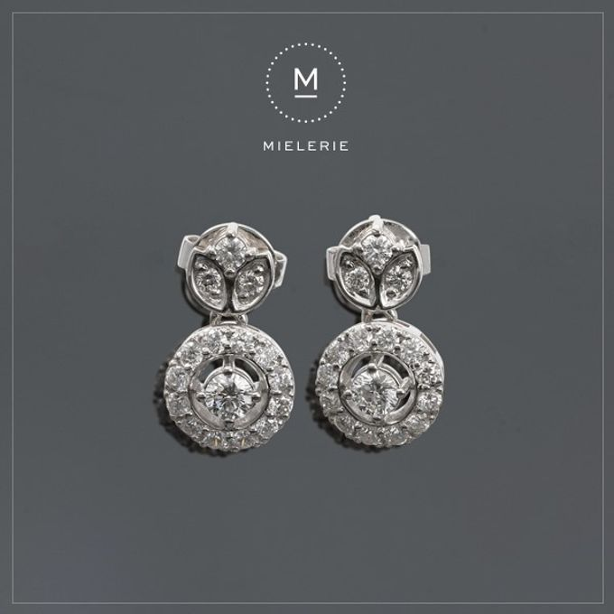 Earrings by MIELERIE - 013