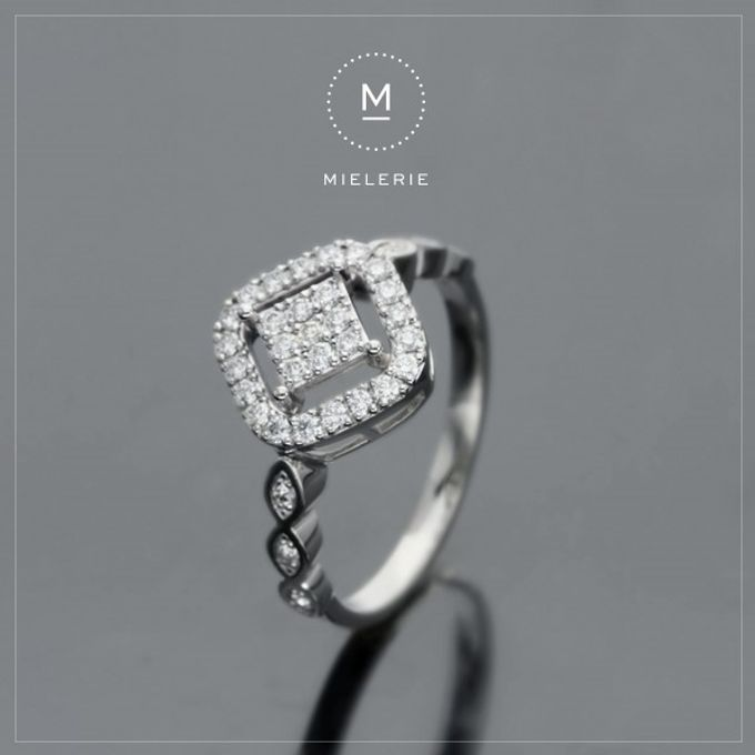 Fashion Ring by MIELERIE - 013