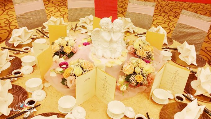VIP Table Setting by Wedding And You - 018