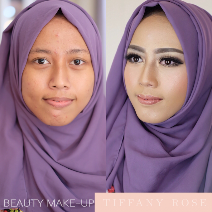 Be Bold and Confident by Tiffany Roselin Makeup Artist - 001