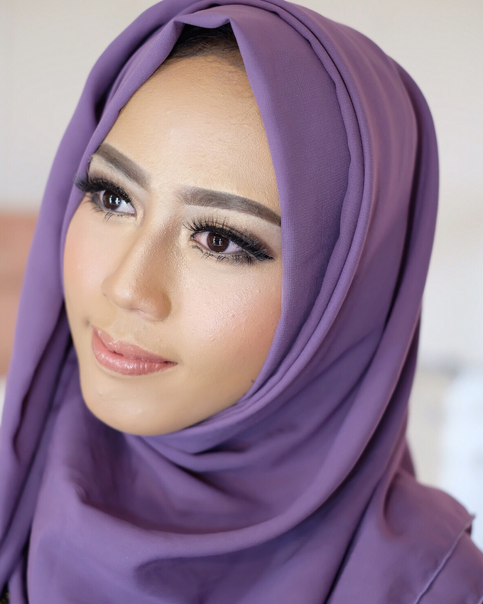 Be Bold and Confident by Tiffany Roselin Makeup Artist - 004