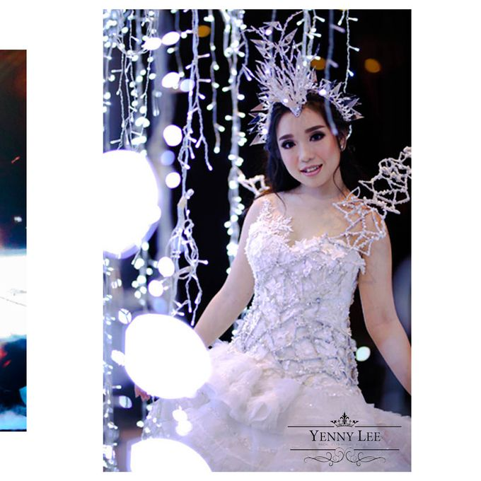 Tiffany Sweet 17th Birthday Dress (Hunger Games) by Yenny Lee Bridal Couture - 001