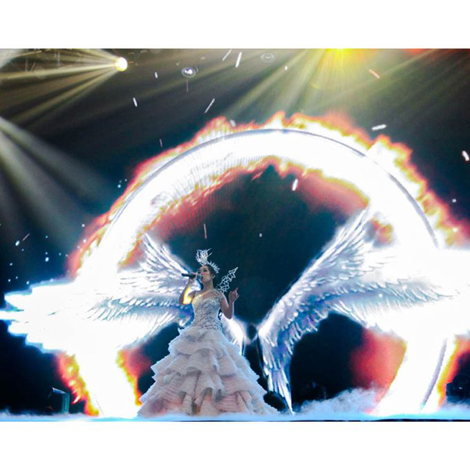 Tiffany Sweet 17th Birthday Dress (Hunger Games) by Yenny Lee Bridal Couture - 006