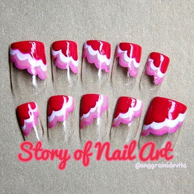 Painting Nails by Story of Nailart - 020
