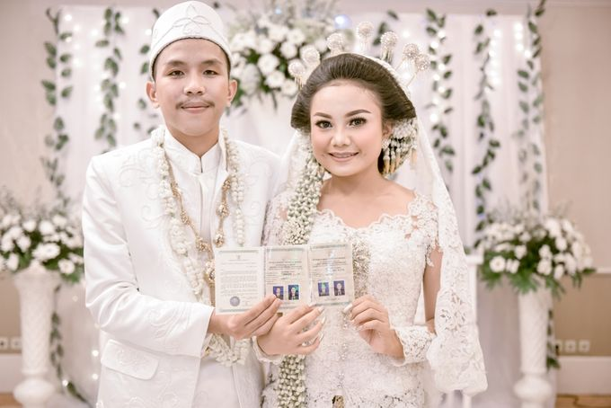 Tika & Aldo | Wedding by Kotak Imaji - 002