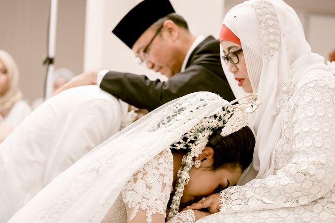 Tika & Aldo | Wedding by Kotak Imaji - 007