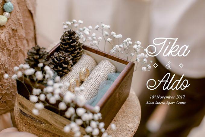 Tika & Aldo | Wedding by Kotak Imaji - 001