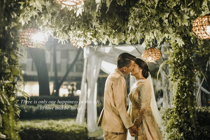 Tika & Aldo | Wedding by Kotak Imaji - 022