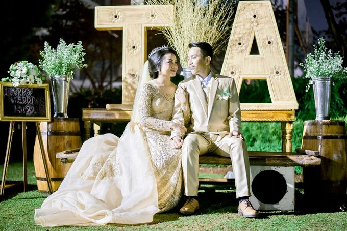 Tika & Aldo | Wedding by Kotak Imaji - 014