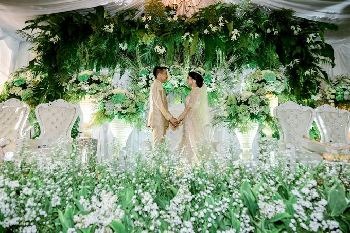 Tika & Aldo | Wedding by Kotak Imaji - 016