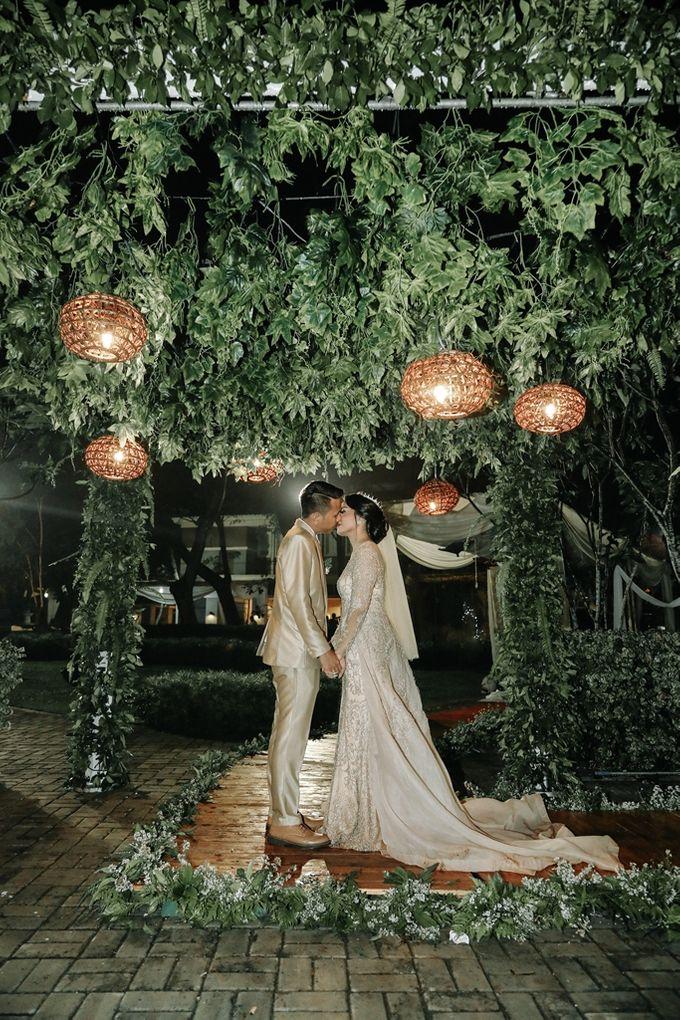 Tika & Aldo | Wedding by Kotak Imaji - 017