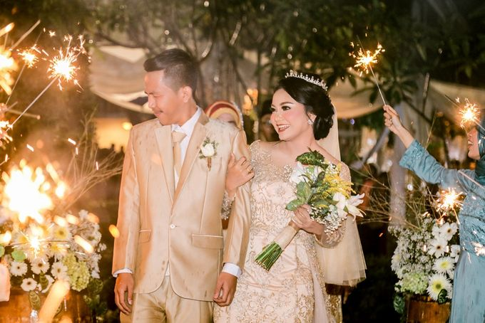 Tika & Aldo | Wedding by Kotak Imaji - 020