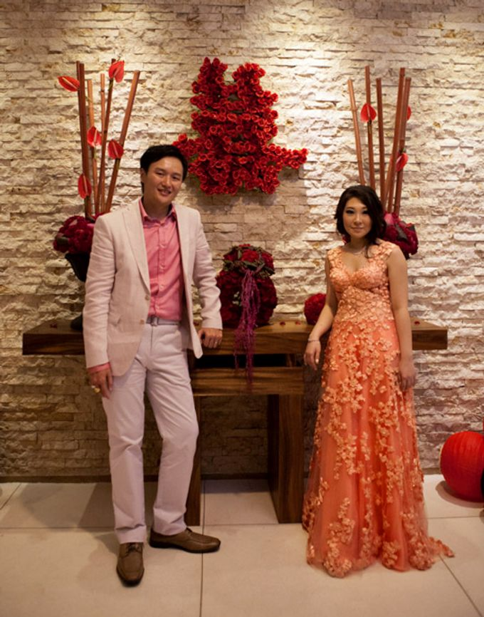 Viani & Gunawan Bali Wedding by Cynthia Kusuma - 013