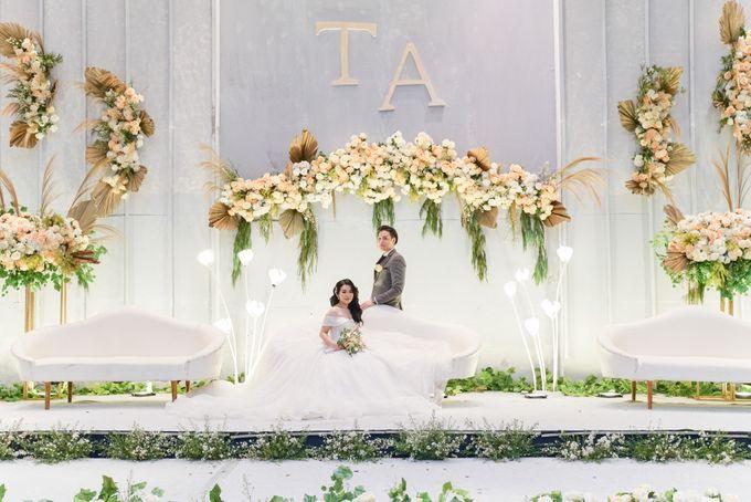 Wedding Of Timothy & Amadea by Ohana Enterprise - 014