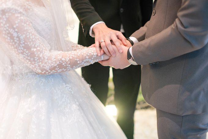 Wedding Of Timothy & Amadea by Ohana Enterprise - 012