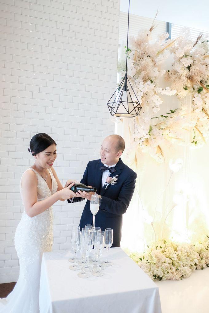 Wedding Of Timotius & Fransisca by Ohana Enterprise - 027