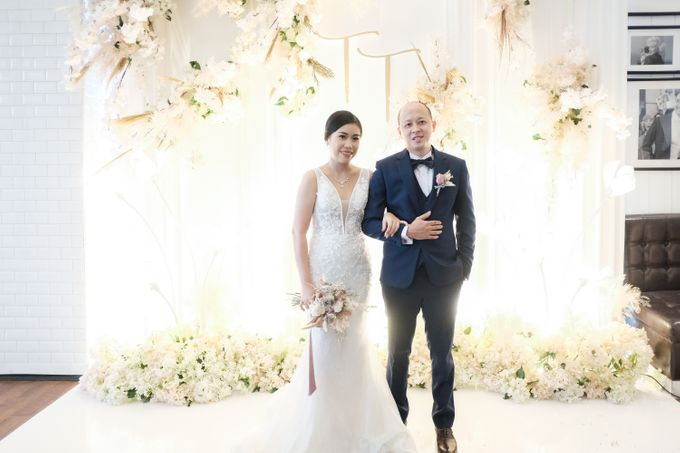 Wedding Of Timotius & Fransisca by Ohana Enterprise - 029