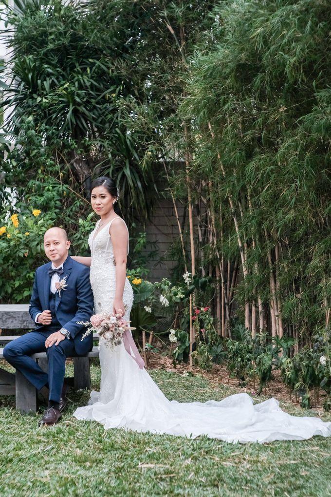 Wedding Of Timotius & Fransisca by Ohana Enterprise - 032