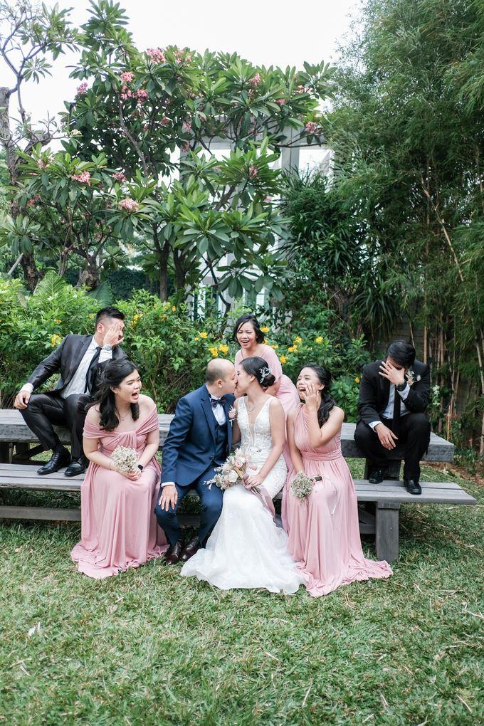 Wedding Of Timotius & Fransisca by Ohana Enterprise - 035