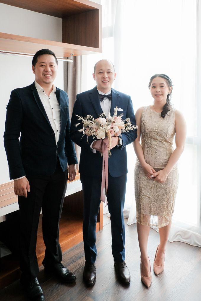 Wedding Of Timotius & Fransisca by Ohana Enterprise - 011
