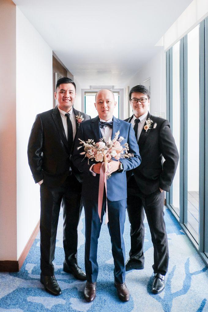 Wedding Of Timotius & Fransisca by Ohana Enterprise - 012