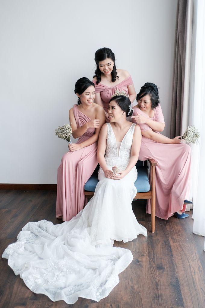 Wedding Of Timotius & Fransisca by Ohana Enterprise - 014