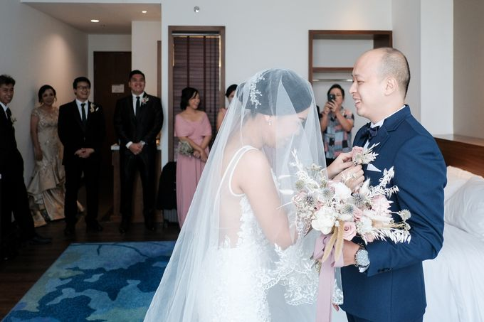 Wedding Of Timotius & Fransisca by Ohana Enterprise - 018