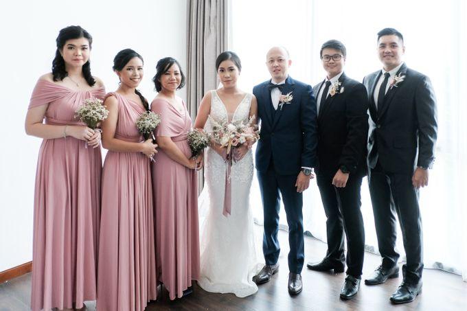 Wedding Of Timotius & Fransisca by Ohana Enterprise - 020