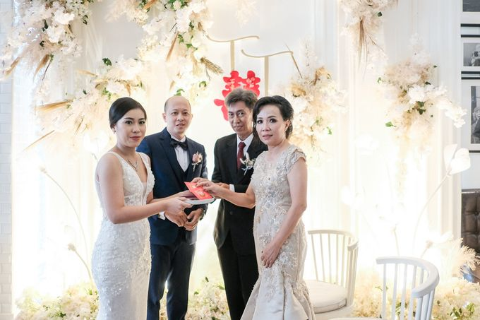 Wedding Of Timotius & Fransisca by Ohana Enterprise - 025