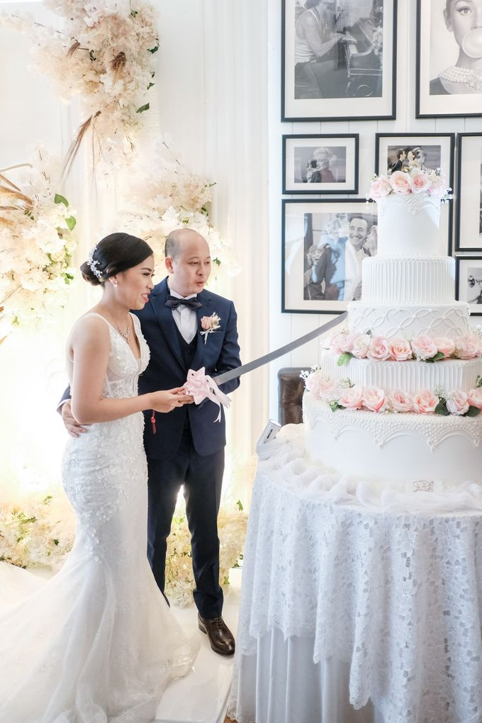 Wedding Of Timotius & Fransisca by Ohana Enterprise - 026