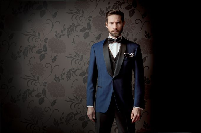 Custom tailored Wedding Suit from Italy by Uomo Collezioni - 004