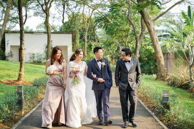 Wedding Of Titus & Melani by Ohana Enterprise - 012