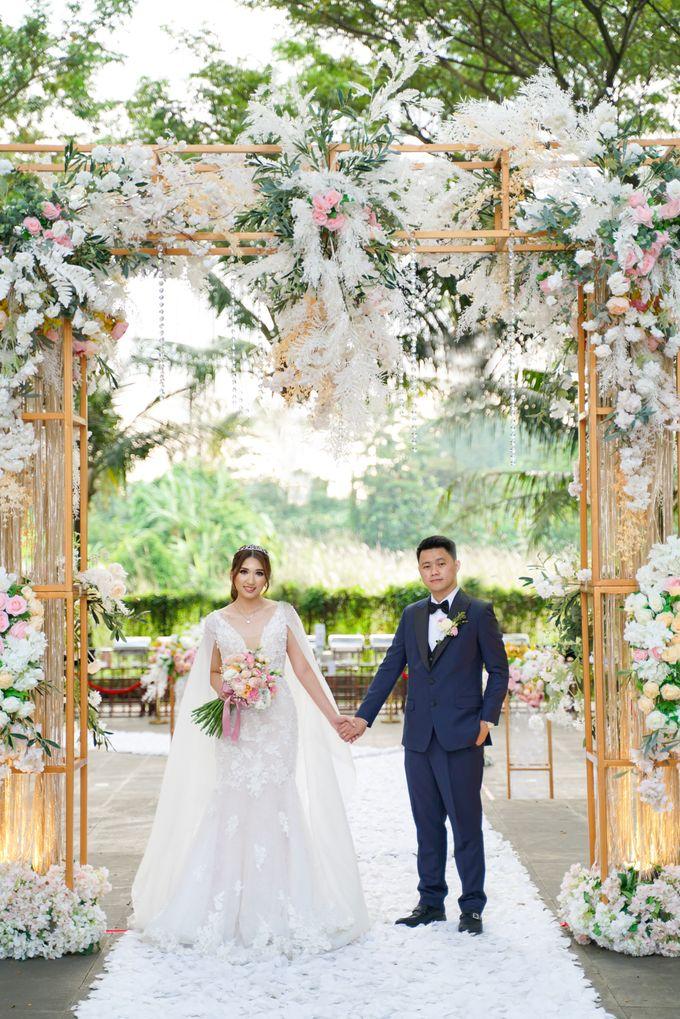 Wedding Of Titus & Melani by Ohana Enterprise - 014