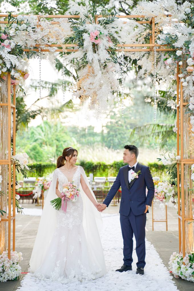 Wedding Of Titus & Melani by Ohana Enterprise - 015