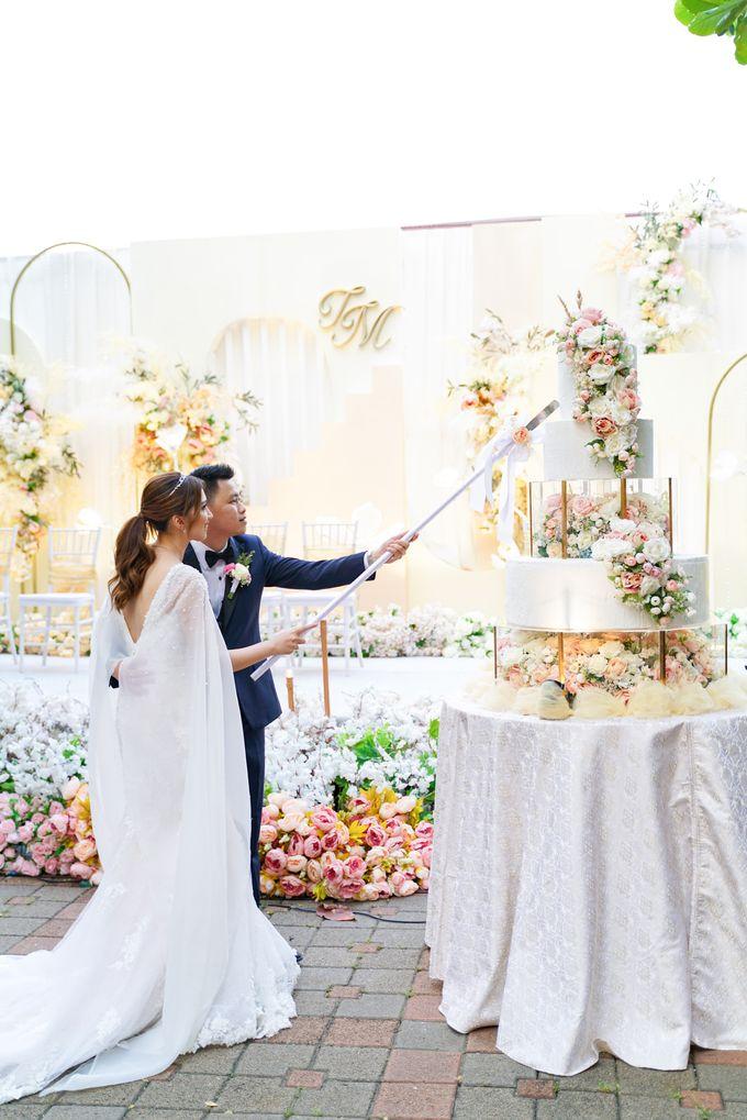 Wedding Of Titus & Melani by Ohana Enterprise - 016