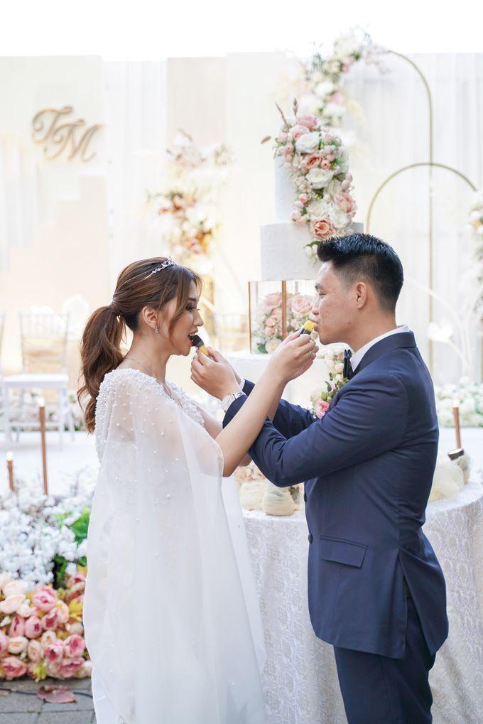Wedding Of Titus & Melani by Ohana Enterprise - 017