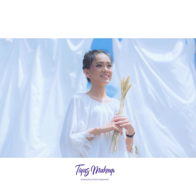 Prewedding Makeup by Tiyas Makeup - 001
