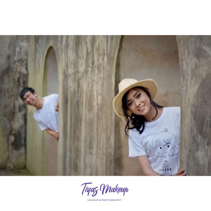 Prewedding Makeup by Tiyas Makeup - 006