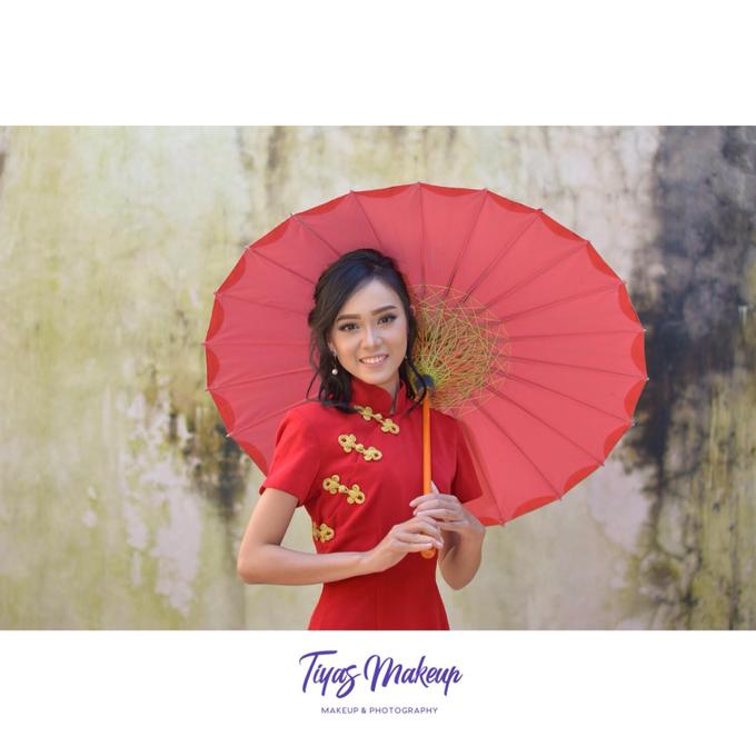 Prewedding Makeup by Tiyas Makeup - 008
