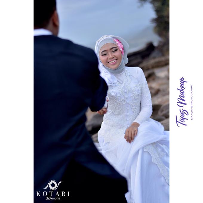 Prewedding Makeup by Tiyas Makeup - 002