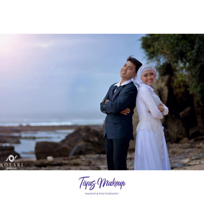 Prewedding Makeup by Tiyas Makeup - 003