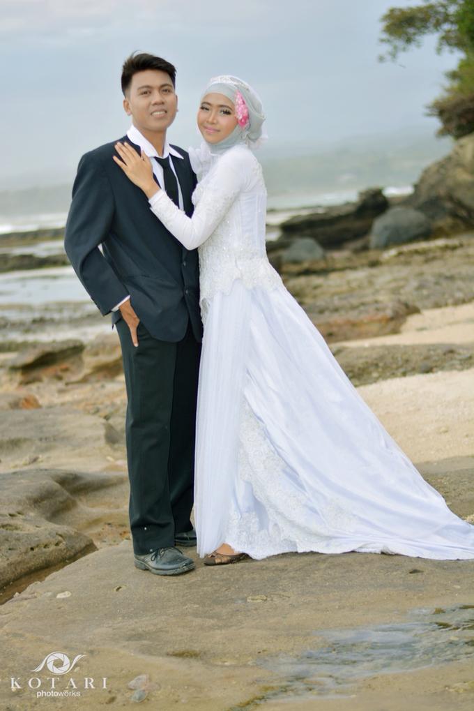 Prewedding Makeup by Tiyas Makeup - 005