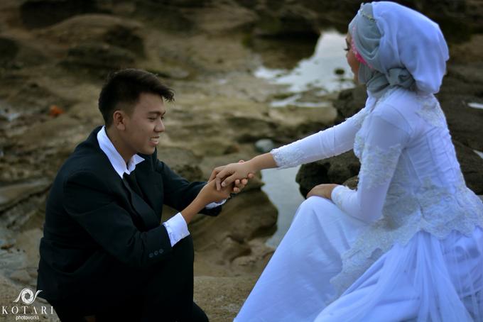 Prewedding Makeup by Tiyas Makeup - 007