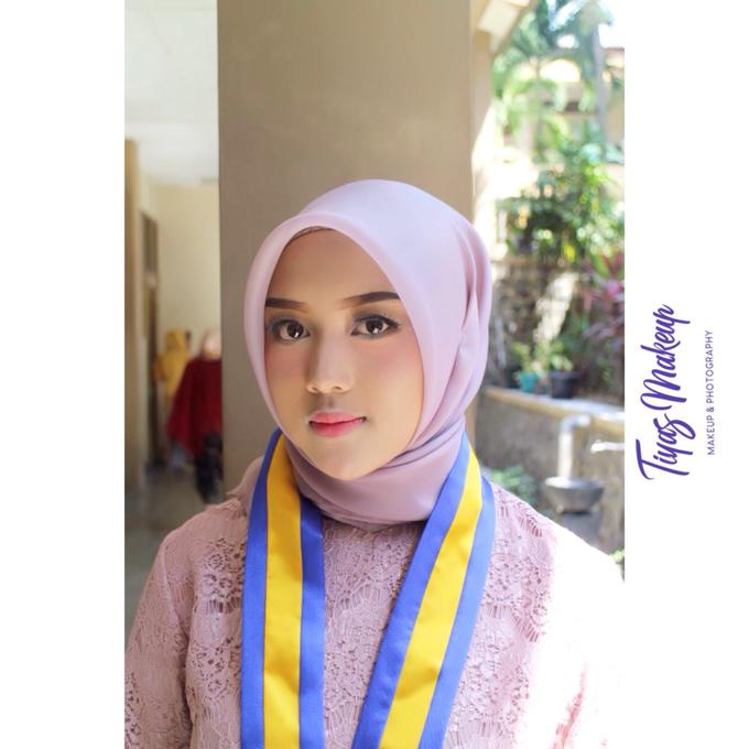 Graduation Makeup by Tiyas Makeup - 005